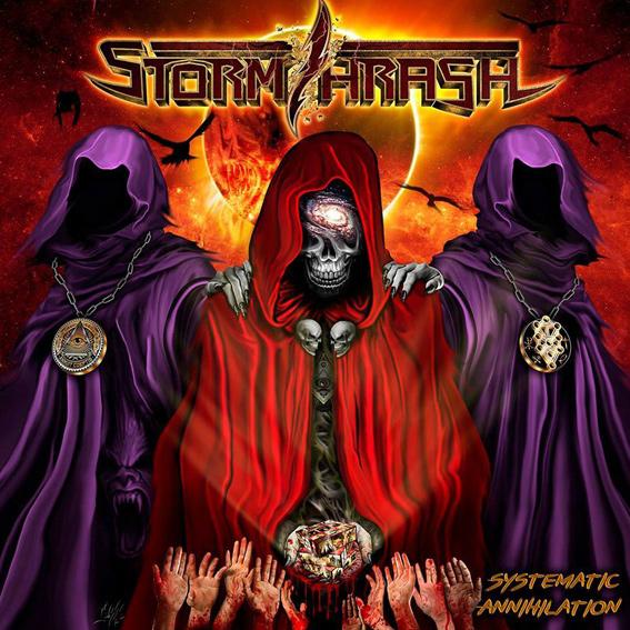 STORM THRASH / ストーム・スラッシュ / SYSTEMATIC ANNIHILATION / システマティック・アナイアレイション
