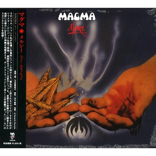 MAGMA (FRA) / マグマ / MERCI:NEW EDITION  / メルシー:ニュー・エディション