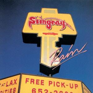 STINGRAY / スティングレイ / RAIN / レイン