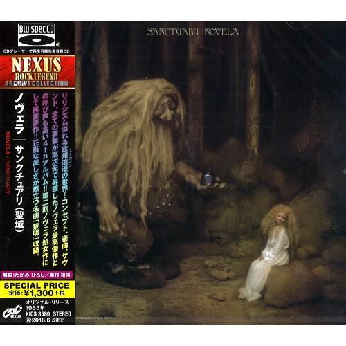 NOVELA / ノヴェラ / SANCTUARY - Blu-spec CD / サンクチュアリ(聖域) - Blu-spec CD