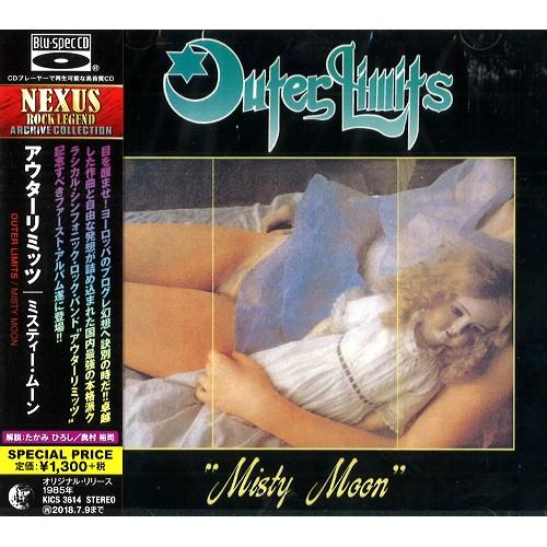 アウターリミッツ / MISTY MOON - Blu-spec CD / ミスティー・ムーン - Blu-spec CD