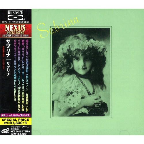 SABRINA (Prog. JAPAN) / サブリナ / SABRINA - Blu-spec CD / サブリナ - Blu-spec CD