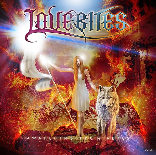 LOVEBITES (METAL) / ラブバイツ / AWAKENING FROM ABYSS / アウェイクニング・フロム・アビス<初回限定盤 / 紙ジャケット>