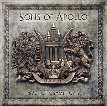 SONS OF APOLLO / サンズ・オブ・アポロ / PSYCHOTIC SYMPHONY / サイコティック・シンフォニー
