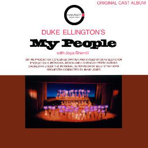DUKE ELLINGTON / デューク・エリントン / マイ・ピープル