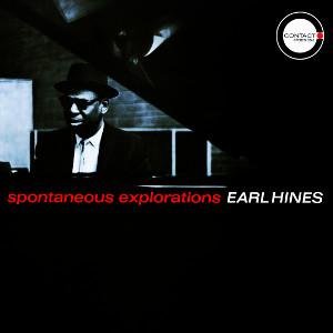 EARL HINES / アール・ハインズ / スポンティニアス・エクスプロレイションズ