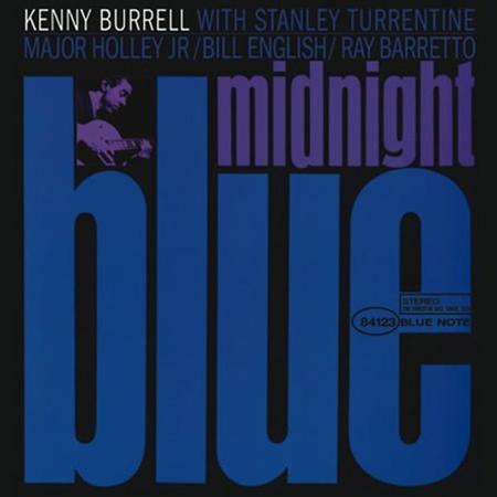 KENNY BURRELL / ケニー・バレル / MIDNIGHT BLUE / ミッドナイト・ブルー(SHM-SACD)