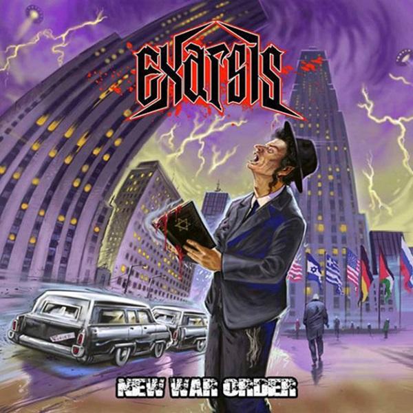 EXARSIS / エクサルシス / NEW WAR ORDER  / ニュー・ウオー・オーダー