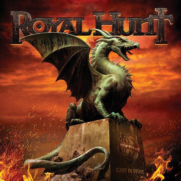 ROYAL HUNT / ロイヤル・ハント / CAST IN STONE / キャスト・イン・ストーン<デラックス盤 / SHM-CD+DVD>