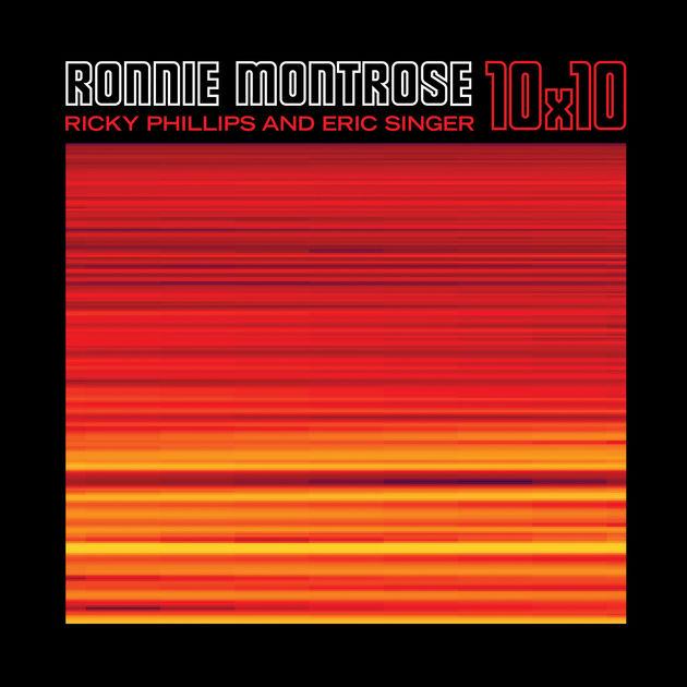 RONNIE MONTROSE / ロニー・モントローズ / 10X10 / テン・バイ・テン