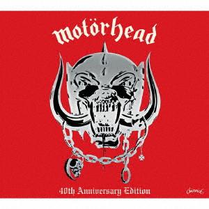 MOTORHEAD / モーターヘッド / MOTORHEAD:40TH ANNIVERSARY EDITION / モーターヘッド40周年記念盤