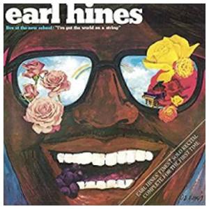 EARL HINES / アール・ハインズ / ライヴ・アット・ザ・ニュー・スクール