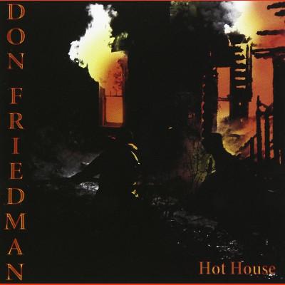 DON FRIEDMAN / ドン・フリードマン / ホット・ハウス
