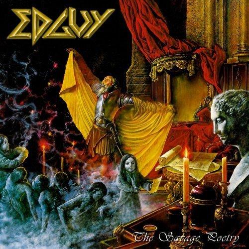 EDGUY / エドガイ / SAVAGE POERTY / サヴェッジ・ポエトリィ<紙ジャケット / SHM-CD>