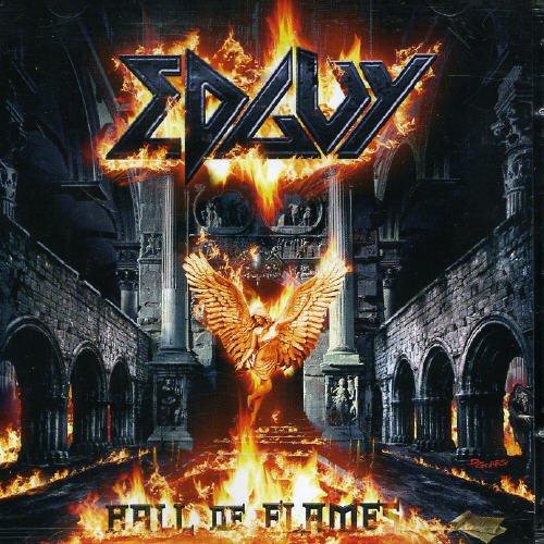 EDGUY / エドガイ / HALL OF FLAMES / ホール・オヴ・フレイムス(ベスト・オヴ・エドガイ)<紙ジャケット / SHM-CD>