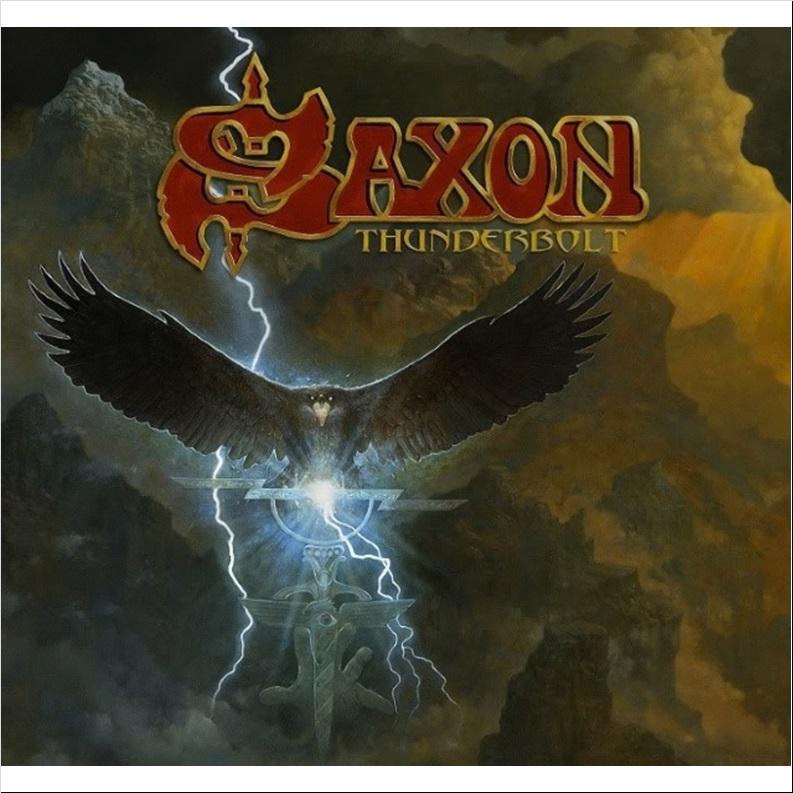 SAXON / サクソン / THUNDERBOLT / サンダーボルト