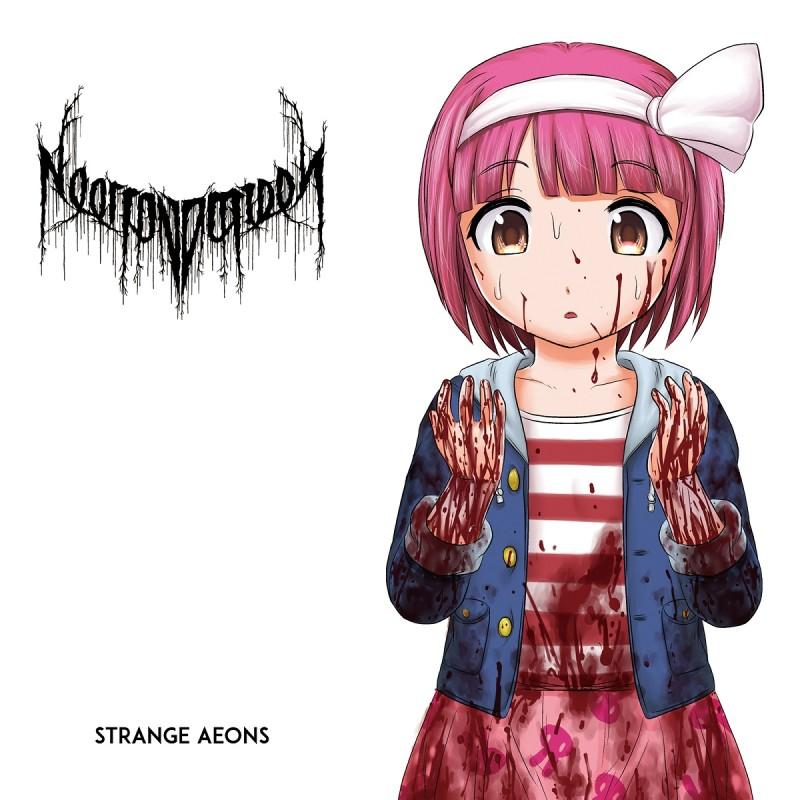NECRONOMIDOL / STRANGE AEONS(Ver. DIRGE盤)