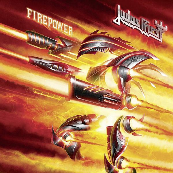 JUDAS PRIEST / ジューダス・プリースト / FIREPOWER / ファイアーパワー<完全生産限定デラックス・エディション盤>