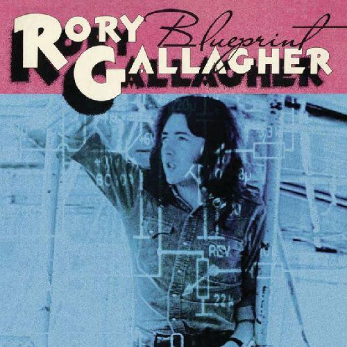 RORY GALLAGHER / ロリー・ギャラガー / BLUEPRINT / ブループリント +2