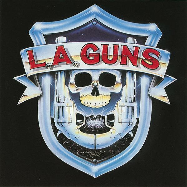 L.A.GUNS / エルエーガンズ / L.A. GUNS / 砲