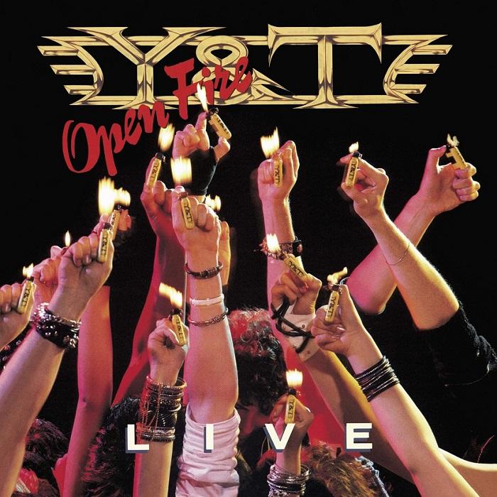 Y&T / OPEN FIRE / オープン・ファイアー