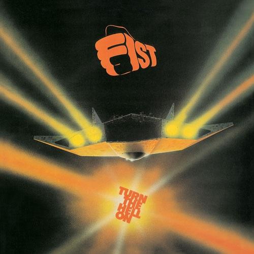 FIST / フィスト / TURN THE HELL ON / ターン・ザ・ヘル・オン