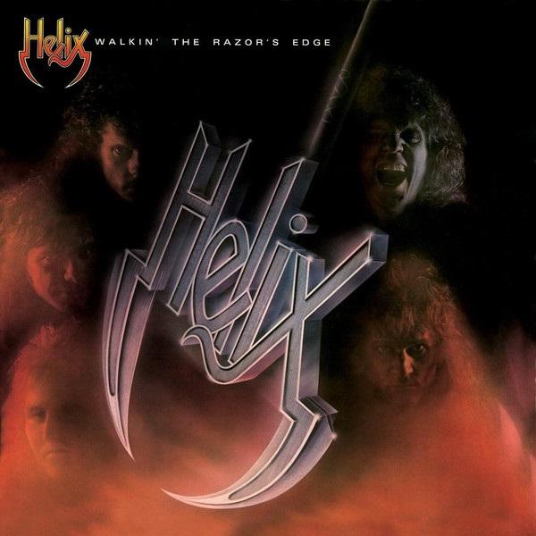HELIX / ヘリックス / WALKIN THE RAZORS EDGE / ウォーキン・ザ・レーザーズ・エッヂ
