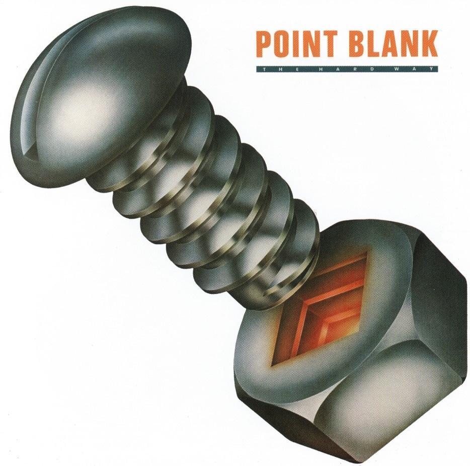 POINT BLANK / ポイント・ブランク / THE HARD WAY / ハード・ウェイ
