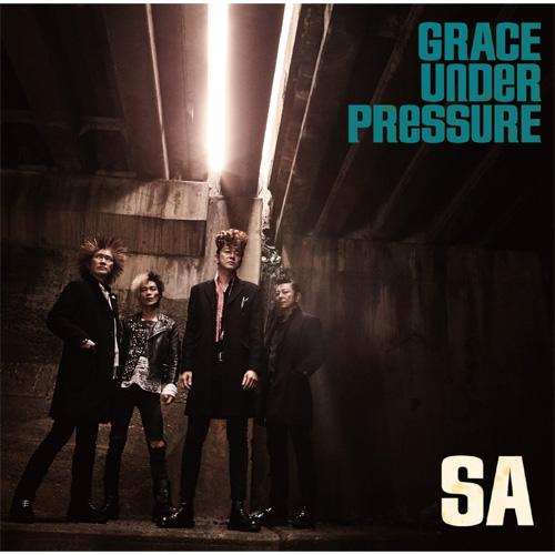 SA / GRACE UNDER PRESSURE (初回限定盤)