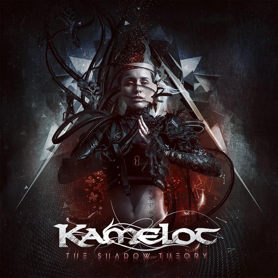 KAMELOT / キャメロット / THE SHADOW THEORY / ザ・シャドウ・セオリー<初回限定プレス盤 / 2CD+DVD>
