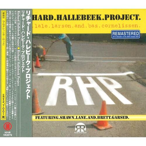 リチャード・ハレビーク・プロジェクト / RICHARD HALLEBEEK PROJECT / リチャード・ハレビーク・プロジェクト
