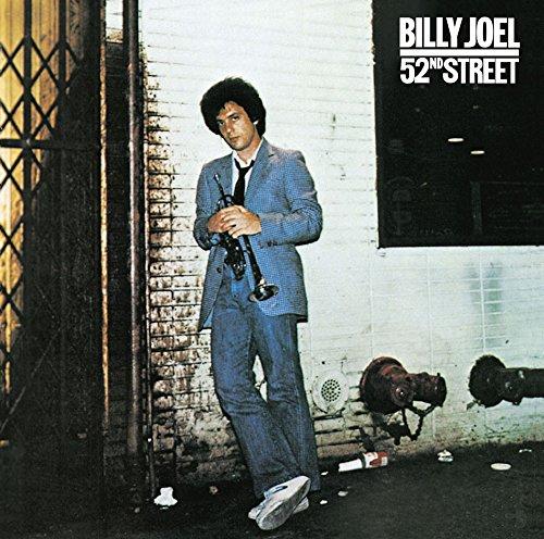 BILLY JOEL / ビリー・ジョエル / 52ND STREET / ニューヨーク52番街 (国内ソニー生産アナログ盤)