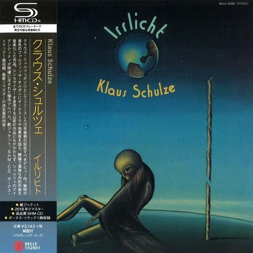 KLAUS SCHULZE / クラウス・シュルツェ / IRRLICHT - SHM-CD/2018 REMASTER / イルリヒト - SHM-CD/2018リマスター