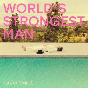 GAZ COOMBES / ギャズ・クームス / WORLD'S STRONGEST MAN / ワールズ・ストロンゲスト・マン