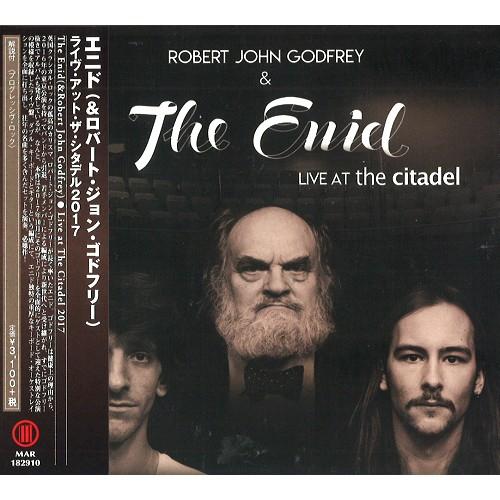 エニド(&ロバート・ジョン・ゴドフリー) / LIVE AT THE CITADEL 2017 / ライヴ・アット・ザ・シタデル 2017