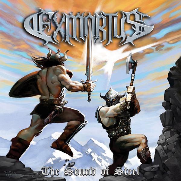 EXMORTUS / エクスモータス / THE SOUND OF STEEL / サウンド・オヴ・スティール