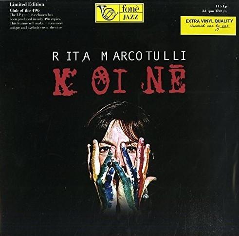 RITA MARCOTULLI / リタ・マルコチュリ / Koine (LP/180g/33RPM)