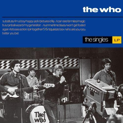 THE WHO / ザ・フー / THE SINGLES / ザ・シングルス+10