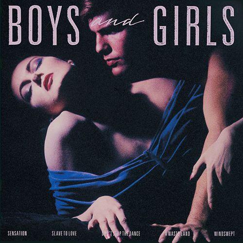 BRYAN FERRY / ブライアン・フェリー / BOYS AND GIRLS / ボーイズ・アンド・ガールズ