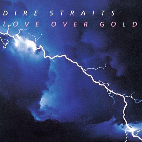 DIRE STRAITS / ダイアー・ストレイツ / LOVE OVER GOLD / ラヴ・オーヴァー・ゴールド