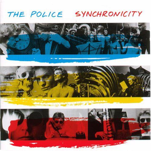 POLICE / ポリス / SYNCHRONICITY / シンクロニシティー