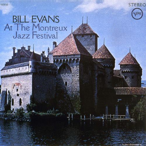 BILL EVANS / ビル・エヴァンス / AT THE MONTREUX JAZZ FESTIVAL(LIVE AT THE MONTREUX JAZZ FESTIVAL / 1968) / モントルー・ジャズ・フェスティヴァルのビル・エヴァンス +1
