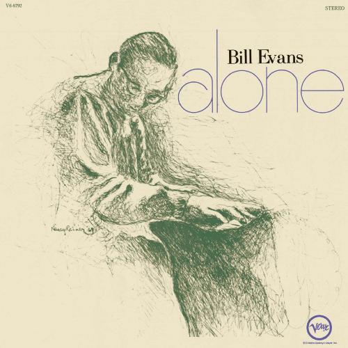 BILL EVANS / ビル・エヴァンス / ALONE / アローン