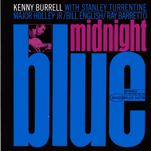 KENNY BURRELL / ケニー・バレル / MIDNIGHT BLUE / ミッドナイト・ブルー