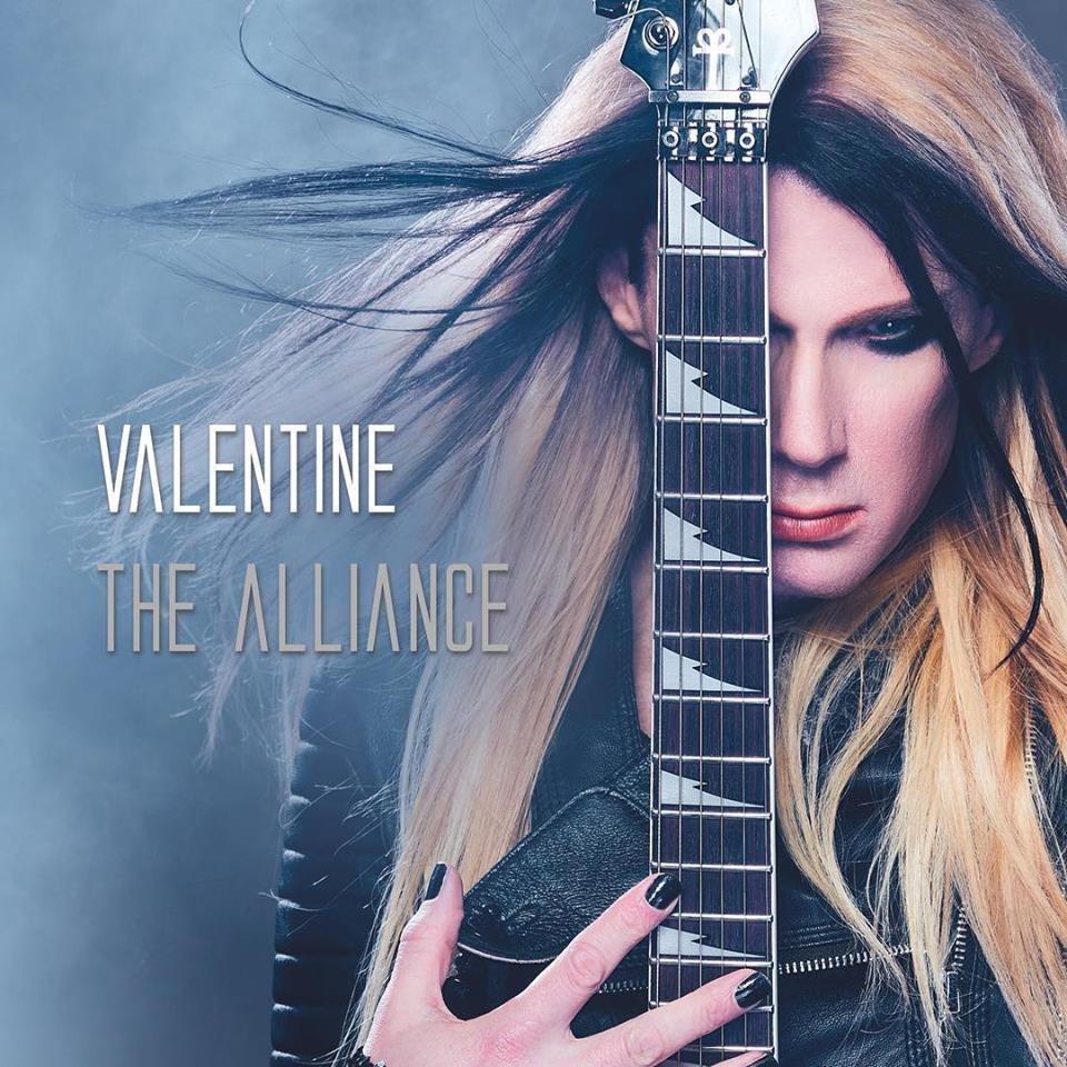 VALENTINE (ROBBY VALENTINE) / ヴァレンタイン (ロビー・ヴァレンタイン) / THE ALLIANCE / ジ・アライアンス