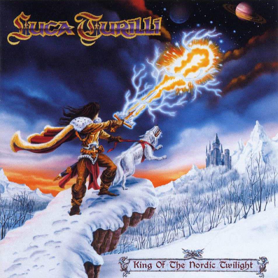 LUCA TURILLI / ルカ・トゥリッリ / KING OF THE NORDIC TWILIGHT / キング・オブ・ザ・ノルディック・トワイライト<紙ジャケット / SHM-CD>