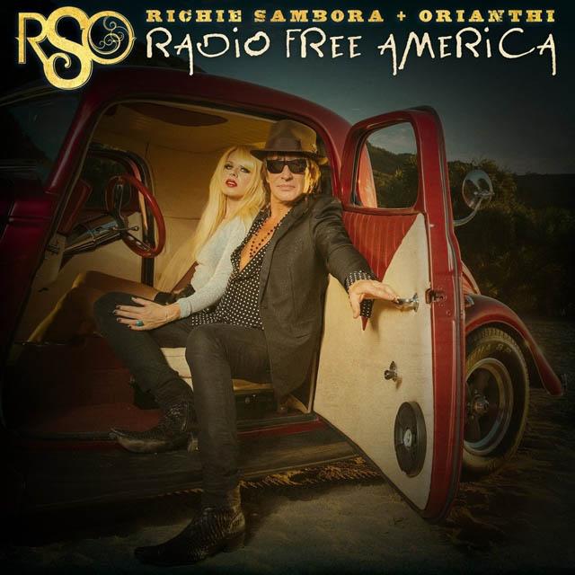 RSO(RICHIE SAMBORA+ORIANTHI) / RSO(リッチー・サンボラ+オリアンティ) / RADIO FREE AMERICA / レディオ・フリー・アメリカ