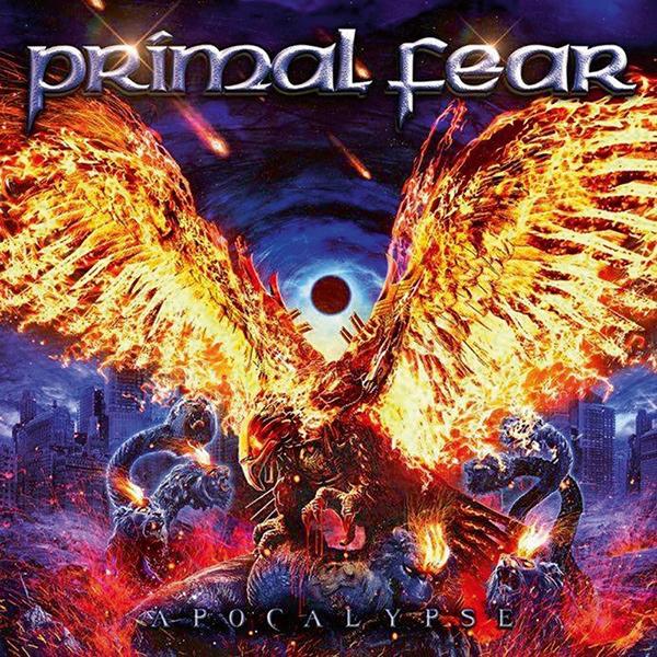 PRIMAL FEAR / プライマル・フィア / APOCALYPSE / アポカリプス<通常盤CD>