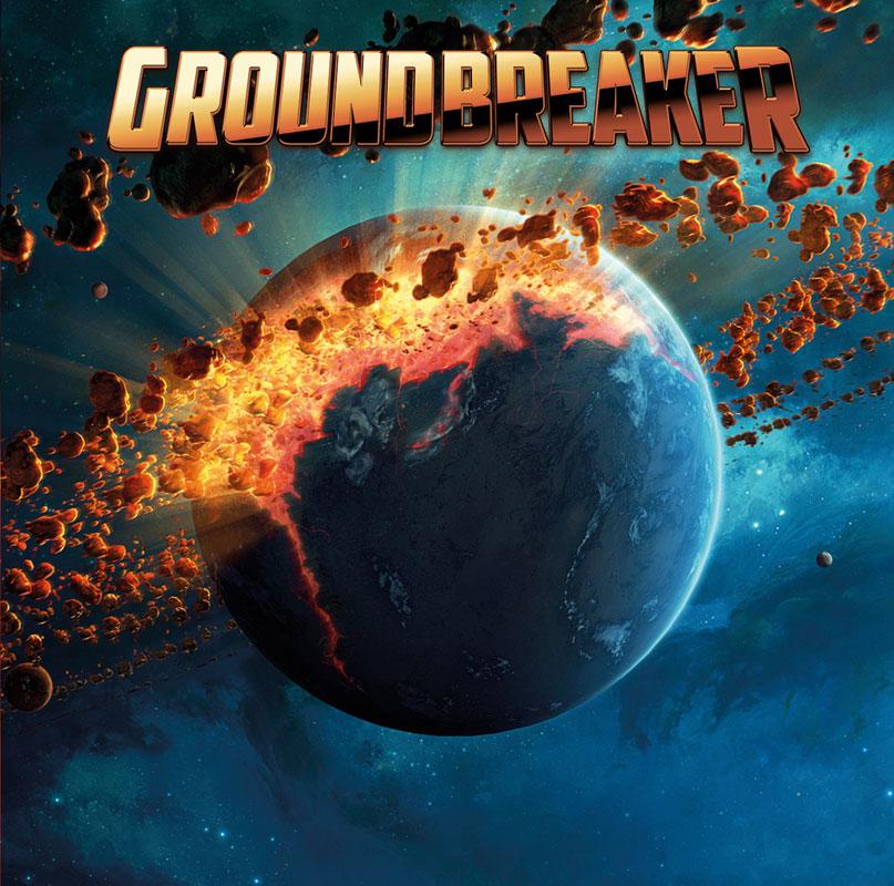 GROUNDBREAKER / グラウンドブレイカー      / GROUNDBREAKER / グラウンドブレイカー