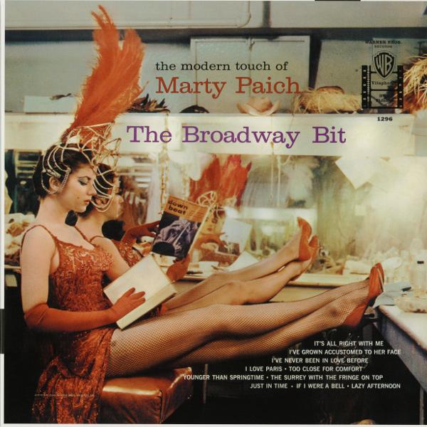 MARTY PAICH / マーティー・ペイチ / ブロードウェイ・ビット